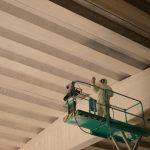 Colorazioni airless aree interne capannone