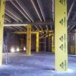 Protezione pilastri