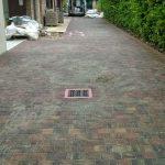 costruzione pavimentazione autobloccante