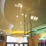 edilizia soffitto decorativo bar e ristoranti