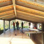 lavori edili costruzione tetto