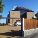 lavori edili esterno villa esterno