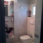 stucco veneziano decorazioni bagno microcemento
